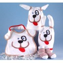 I Woof, Woof, Woof You Baby Gift Set