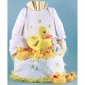 Just Ducky Layette Diaper Cake