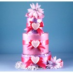 Little Heart of Mine Diaper Cake
