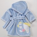 Pony Hooded Cover-Up