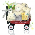 It's Lullaby Time Baby Wagon