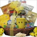 Cheerful Wishes: Get Well Gift Basket
