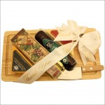 Cheese Board Delights: Thank You Cheese & Cracker Gift Pack