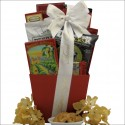 Sweet & Savory Delights: Thank You Snack Basket