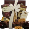 Sweet Thanks!: Administrative Professionals Day Chocolate Gift Basket