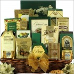 Best Wishes for the New Year: New Year's Gift Baskets