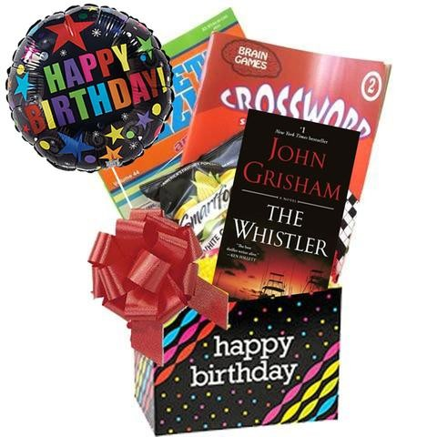 Birthday Gift For Men And Women With Paperback Book Puzzle Books