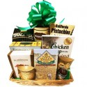Sympathy Gift Basket with Book