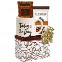 Today Is the Day Gift Basket for Men and Women