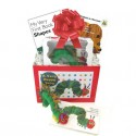Baby Gift Basket with Beloved Eric Carle Board Books