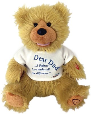 Dear Dad Bear - Speaks words of gratitude & Love for Dad