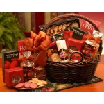 A Grand World Of Thanks Gourmet Gift Basket - Large