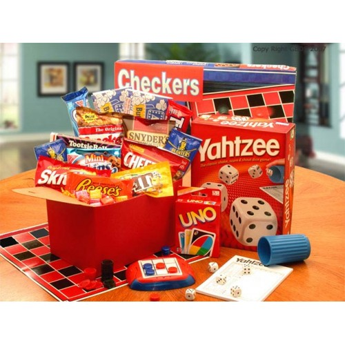 Its Game Time Boredom & Stress Relief Gift Set - Medium