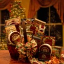 The Holiday Butler Gourmet Gift Basket