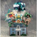 Welcome Home Snack Gift Basket - Medium