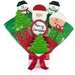 Christmas Cookie Bouquet