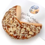 Almond Delight Super Giant Fortune Cookie