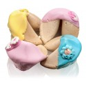 Candy Coated New Baby Fortune Cookie
