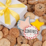 Congratulations Signature Cookie Gift Box