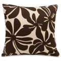 Chocolate Plantation Large Pillow - Indoor/Outdoor