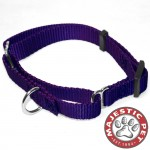 10in - 16in Martingale Purple, 10 - 45 lbs Dog By Majestic Pet Products