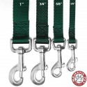 3/8in x 6ft Lead Green By Majestic Pet Products