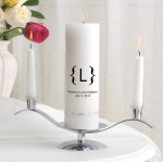 601 Scroll Premier Unity Candle Set (MG4)