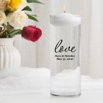 Amore Floating Unity Candle (G22)