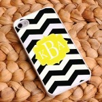 Chevron iPhone Cases - Bikini Ready Chevron iPhone Case