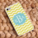 "Chevron iPhone Cases - ""Breezy Sunshine"" Chevron iPhone Case"