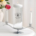 Claddagh Floating Unity Candle Set (E5)