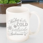 Holiday Coffee Mug - Cold