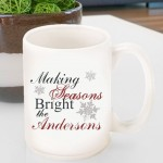 Holiday Coffee Mug - Seasons