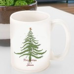 Holiday Coffee Mug - Christmas Tree