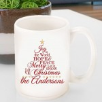 Holiday Coffee Mug - Joy