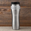 Personalized Bling Travel Tumbler - 3 Initials