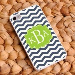 Chevron iPhone Cases - Preppy Sailor Chevron iPhone Case