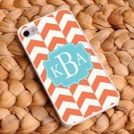 Chevron iPhone Cases - Pretty Popsicles Chevron iPhone Case