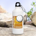 Personalized Kid's Sports Water Bottles - Volleyball Water Bottle