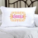 Personalized Felicity Glamour Girl Pillow Case - GG6