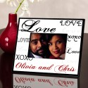 Personalized Simply Love Picture Frame