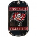 Personalized True Colors NFL Dog Tag  - Tampa Bay Buccaneers
