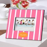 Color Brights Picture Frames - Beach Blanket Picture Frame