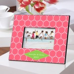 Color Brights Picture Frames - Hula Hoop Picture Frame