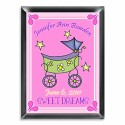 Personalized Carriage Room Sign (Girl)