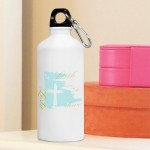 Personalized Faith and Love Water Bottle