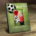 Personalized Kick It Up Picture Frame
