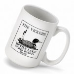 Cabin Series Coffee Mug - Loon Coffee Mug