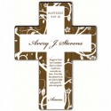 Personalized Tree of Life Cross - Prayer 3 - Prayer of Protection