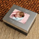 Personalized Lasting Memories Keepsake Box - Baby